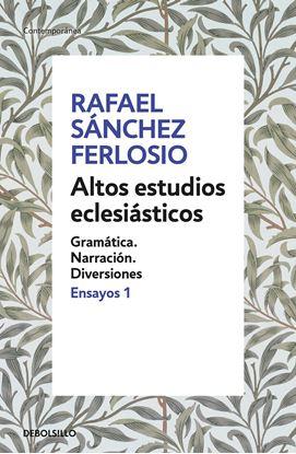 Imagen de ALTOS ESTUDIOS ECLESIASTICOS (ENSAYOS 1)