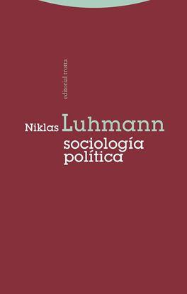 Imagen de SOCIOLOGIA POLITICA