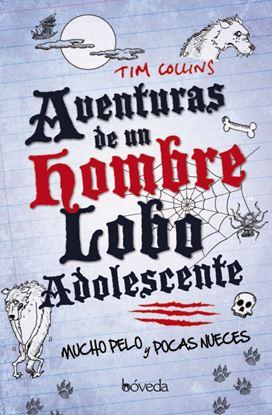 Imagen de AVENTURAS DE UN HOMBRE LOBO ADOLESCENTE.