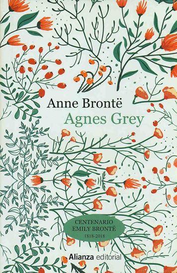 Imagen de AGNES GREY (C. BRONTE)