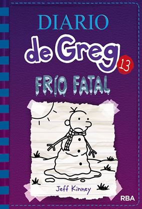 Imagen de DIARIO DE GREG 13. FRIO FATAL
