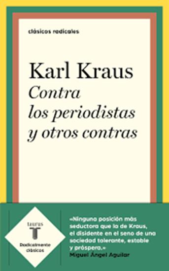 Imagen de CONTRA LOS PERIODISTAS Y OTROS CONTRAS