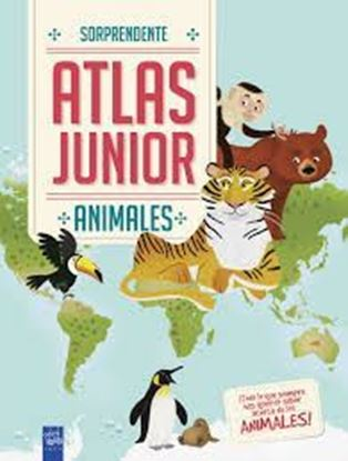 Imagen de ATLAS JUNIOR. ANIMALES