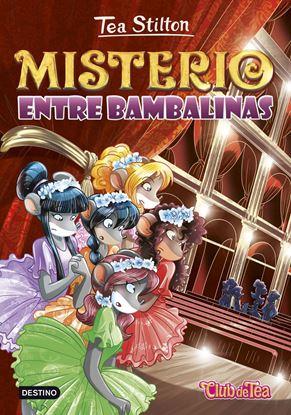 Imagen de TS 14 N. MISTERIO ENTRE BAMBALINAS