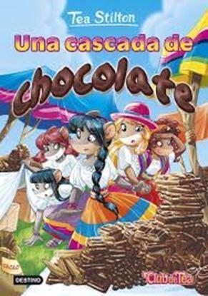 Imagen de TS 19 N. UNA CASCADA DE CHOCOLATE