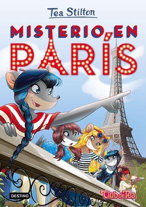 Imagen de TS 4 NUEVO. MISTERIO EN PARIS (+7)
