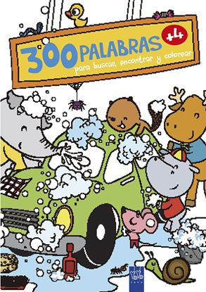 Imagen de 300 PALABRAS PARA BUSCAR. VIDA COTIDIANA