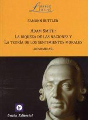 Imagen de ADAM SMITH. LA RIQUEZA DE LAS NACIONES Y
