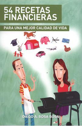 Imagen de 54 RECETAS FINANCIERAS