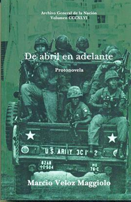 Imagen de DE ABRIL EN ADELANTE