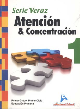 Imagen de ATENCION Y CONCENTRACION S/VERAZ 1 (B)