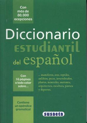 Imagen de DICCIONARIO ESTUDIANTIL DEL ESPAÑOL