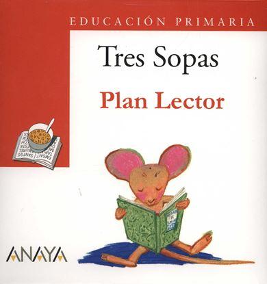 Imagen de PLAN LECTOR TRES SOPAS (ANAYA)
