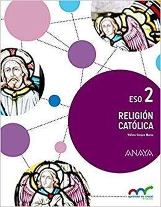 Imagen de RELIGION CATLICA  2 ESO  (OCTAVO)