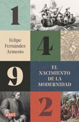 Imagen de 1492. EL NACIMIENTO DE LA MODERNIDAD (TB