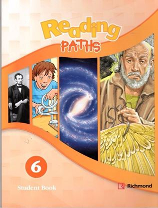 Imagen de READING PATHS STUDENT BOOK 6