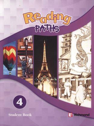 Imagen de READING PATHS STUDENT BOOK 4