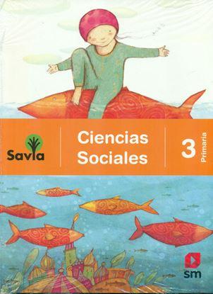 Imagen de CIENCIAS SOCIALES 3 (SAVIA)