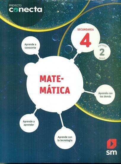 Imagen de MATEMATICA 4 CONECTA (SECUNDARIA)