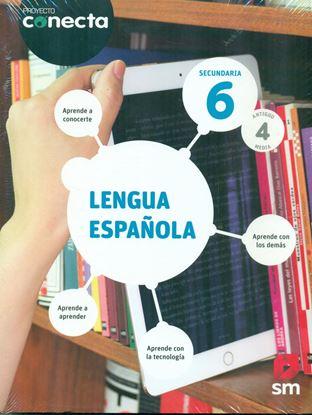 Imagen de LENGUA ESPAÑOLA 6 CONECTA (SECUNDARIA)