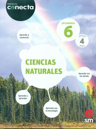 Imagen de CIENCIAS NATURALES 6 CONECTA(SECUNDARIA)