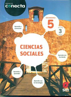 Imagen de CIENCIAS SOCIALES 5 CONECTA (SECUNDARIA)