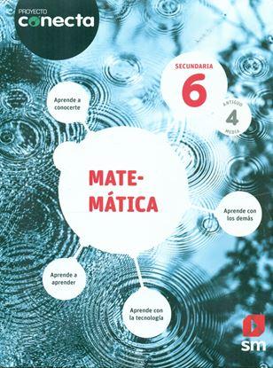 Imagen de MATEMATICA 6 CONECTA (SECUNDARIA)