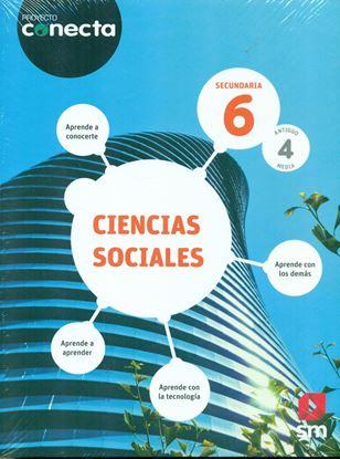 Imagen de CIENCIAS SOCIALES 6 CONECTA (SECUNDARIA)