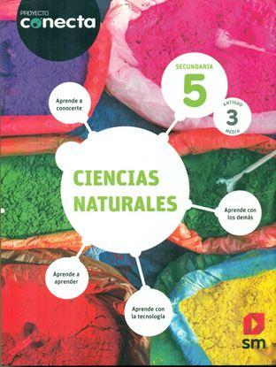 Imagen de CIENCIAS NATURALES 5 CONECTA (SECUNDARIA