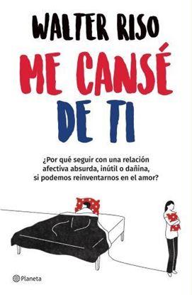 Imagen de ME CANSE DE TI