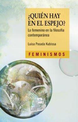 Imagen de ¿QUIEN HAY EN EL ESPEJO? LO FEMENINO EN