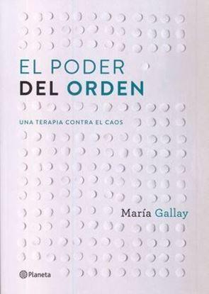 Imagen de EL PODER DEL ORDEN. UNA TERAPIA CONTRA E
