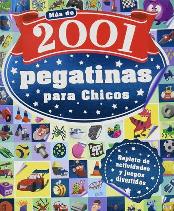 Imagen de 2001 PEGATINAS CHICOS