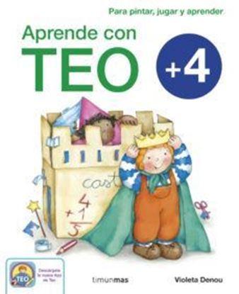 Imagen de APRENDE CON TEO (+4 AÑOS)