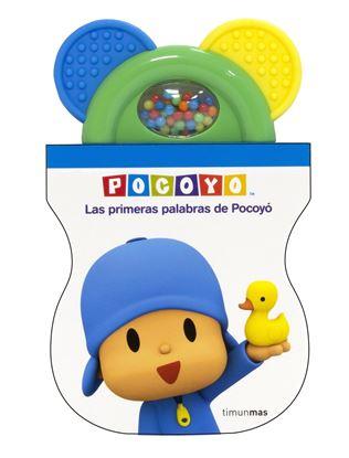Imagen de LAS PRIMERAS PALABRAS DE POCOYO