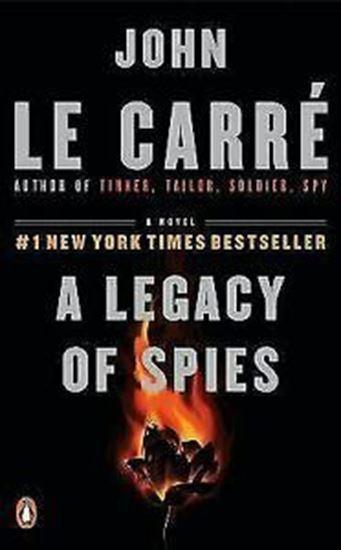 Imagen de A LEGACY OF SPIES