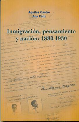 Imagen de INMIGRACION, PENSAMIENTO Y NACION