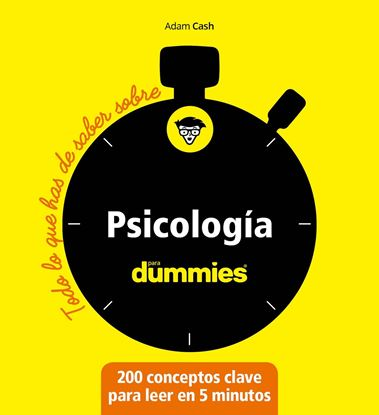 Imagen de TODO LO QUE HAS DE SABER S....PSICOLOGIA