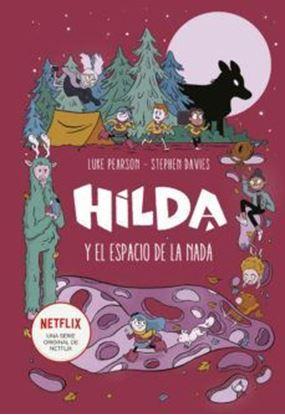 Imagen de HILDA Y EL ESPACIO DE LA NADA