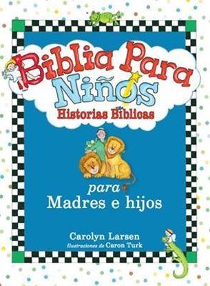 Imagen de BIBLIA PARA NIÑOS. HISTORIAS BIBLICAS TD