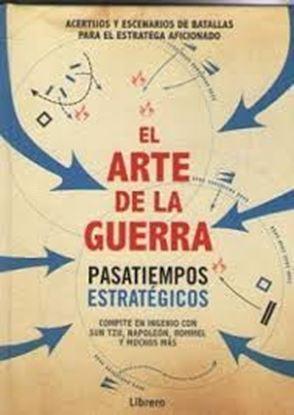 Imagen de ARTE DE LA GUERRA PASATIEMPOS ESTRATE.