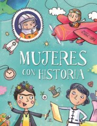 Imagen de MUJERES CON HISTORIA