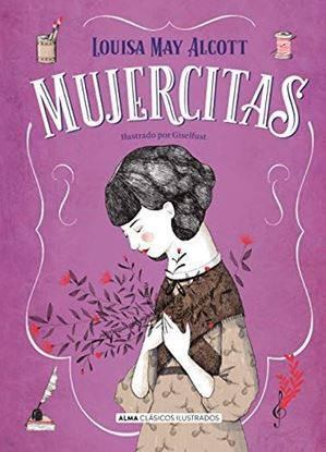 Imagen de MUJERCITAS (CLASICOS ALMA)