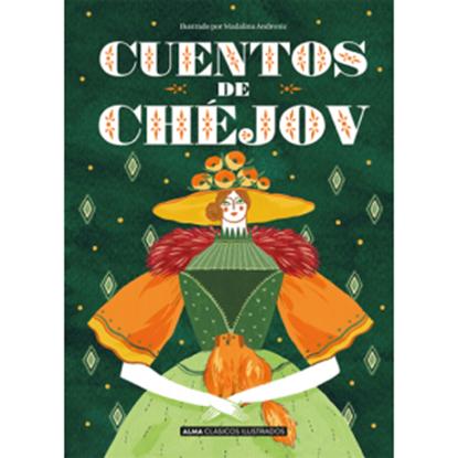 Imagen de CUENTOS DE CHEJOV (CLASICOS ALMA)
