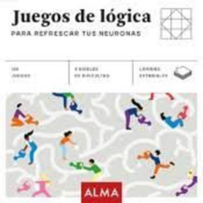 Imagen de JUEGOS DE LOGICA PARA REFRESCAR TUS NEUR