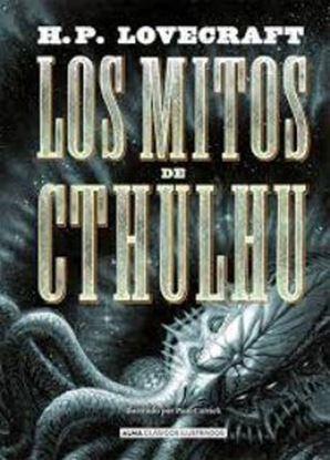 Imagen de LOS MITOS DE CTHULHU (CLASICOS ALMA)