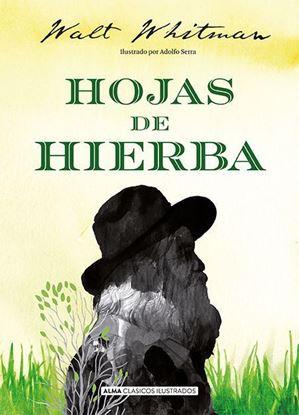 Imagen de HOJAS DE HIERBA (CLASICOS ALMA)