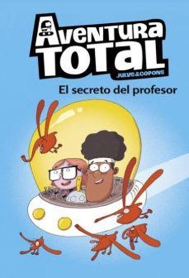 Imagen de AVENTURA TOTAL. EL SECRETO DEL PROFESOR