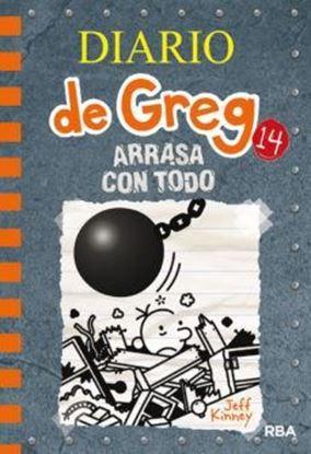 Imagen de DIARIO DE GREG 14. ARRASA CON TODO