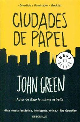 Imagen de CIUDADES DE PAPEL (BOL)